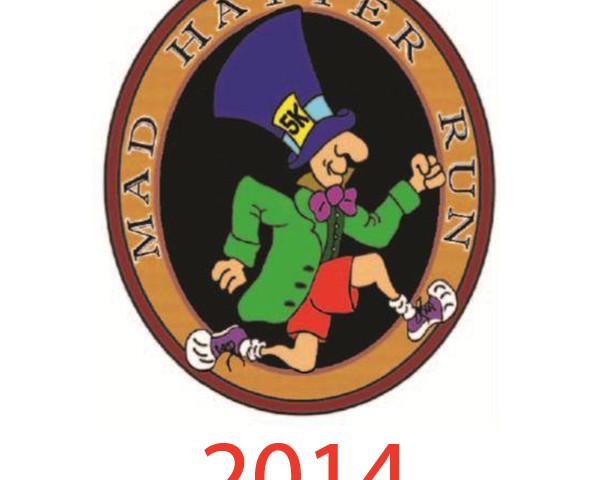 2014 Mad Hatter 5K Family Fun Run